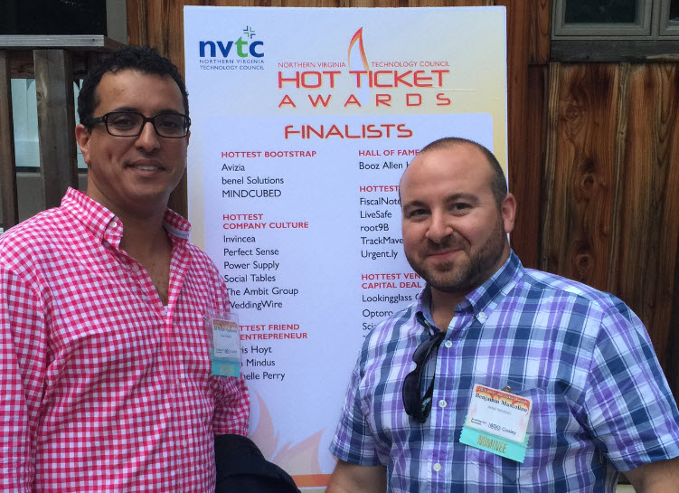 benel Solutions Named NVTC Hot Ticket Award Finalist